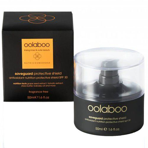 Oolaboo Saveguard Antioxidant Nutrition Protective Shield SPF30 50ml