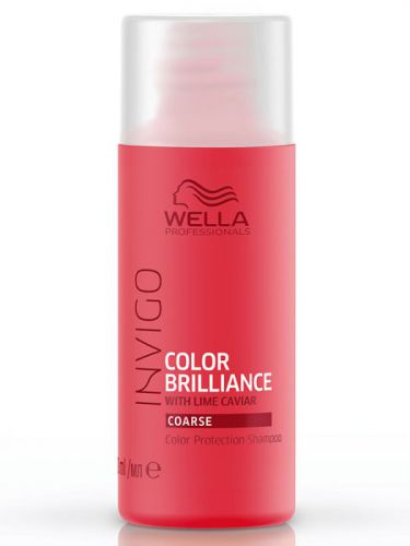 Wella Invigo Color Brilliance Shampoo Coarse 50ml