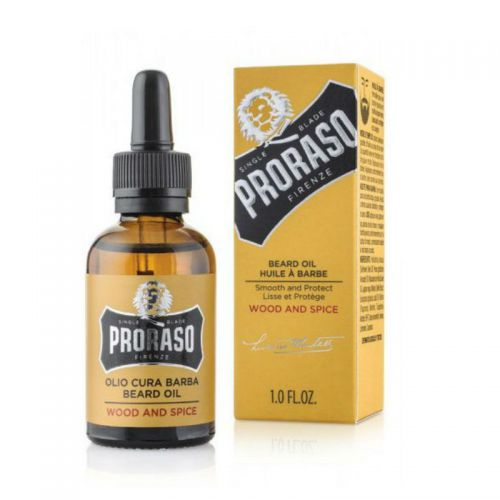 Proraso Beard Oil Wood and Spice 30ml