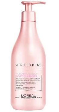 L'Oréal SE Vitamino Color Soft Cleanser 500ml