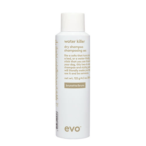 EVO Water Killer Dry Shampoo Brunette 200ml