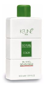 Keune So Pure Color Developer 1000ml 3%
