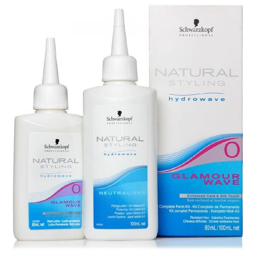 Schwarzkopf Natural Styling Glamour Wave kit 0