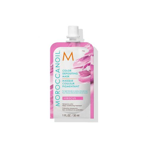 Moroccanoil Color Depositing Mask 30ml Hibiscus