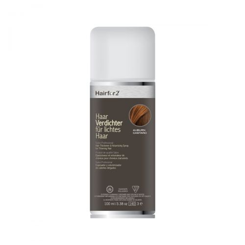 Hairfor2 Hair Thickener 100ml Grey