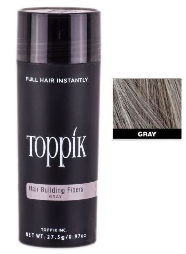Toppik Hair Building Fibres 27,5gr Gray