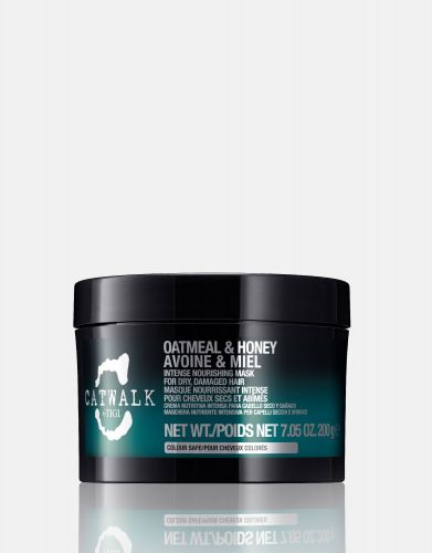 TIGI Catwalk Oatmeal & Honey Intense Nourishing Mask 200ml
