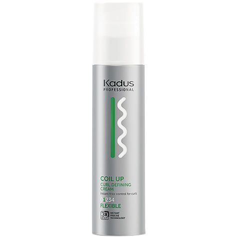 Kadus Styling Texture Coil Up Curl Defining Cream 200ml