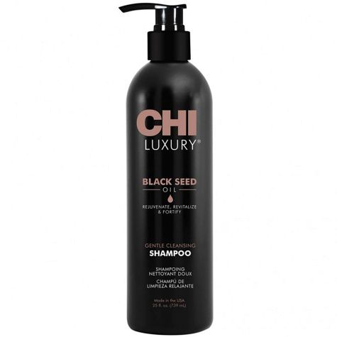 CHI Luxury Black Seed Oil Gentle Cleansing Shampoo 739ml