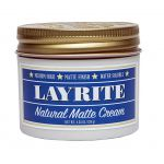 Layrite Natural Matte Cream 120gr